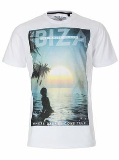 Xplicit Industries White Remember My Name T-Shirt, £9.99
