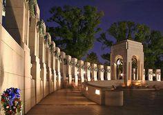 World War II Memorial - District Of Columbia