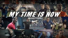Energetic, Chaotic, Cinematic & Breathtaking: Nike Football Ad
