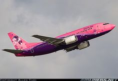 Boeing 737-3J6 aircraft picture