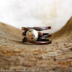 Filo di rame e argento riciclato | Handmade by Beads and Tricks