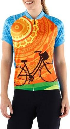83 Sportswear Dreamscape Sun Bike Jersey - Women s - REI.com 0f8e3bf95