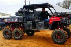 Good look n lifted ranger 6x6