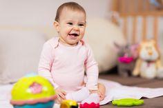 Ilo uudesta taidosta on suuri, sillä istuessaan vauva näkee maailman uudella tavalla ja enemmän muiden korkeudelta. Kuva: iStockphoto Face, The Face, Faces, Facial
