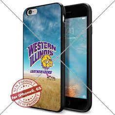 WADE CASE Western Illinois Leathernecks Logo NCAA Cool Apple iPhone6 6S Case #1701 Black Smartphone Case Cover Collector TPU Rubber [Breaking Bad] WADE CASE http://www.amazon.com/dp/B017J7QKQY/ref=cm_sw_r_pi_dp_zEsxwb1JGJ7NH