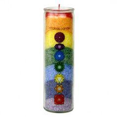 Świeca z olejków eterycznych 7 czakr Voss Bottle, Water Bottle, Beaded Bracelets, Candles, Yoga, Pearl Bracelets, Water Bottles, Candy, Candle Sticks