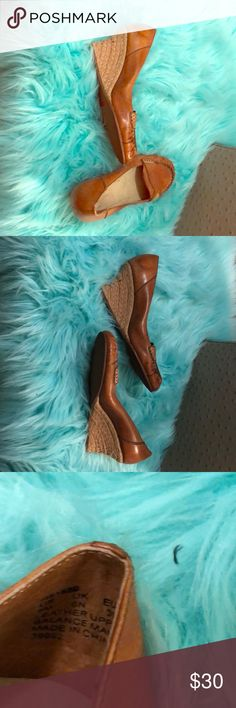 💕hush puppies leather 💕 💕very confortable shoes💕 Hush Puppies Shoes Flats & Loafers