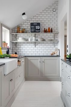 Small kitchens that will have you dreaming of a space downgrade.