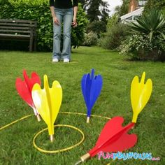 Garden Games Darts Garden Game
