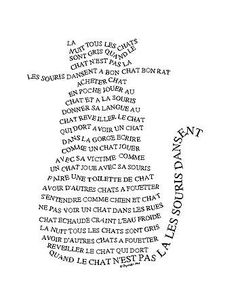 calligraphie d'art - Bing Images - Art I Love - Chat I Love Cats, Crazy Cats, Poema Visual, Cat Quotes, All About Cats, Teaching French, Cat Drawing, Art Pictures, Madonna Pictures