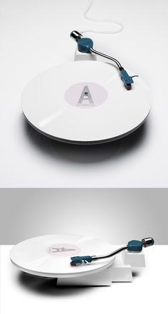 Reboot Record Player by Siddharth Vanchinathan