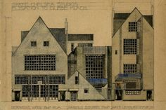 From Glasgow to London: a new exhibition at Riba charts the rise and fall of architect Charles Rennie Mackintosh | Exhibitions | Going Out | London Evening Standard