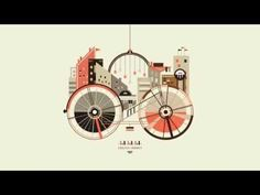 Enjoy The Ride - Motion Graphics (Adobe After Effects) - YouTube
