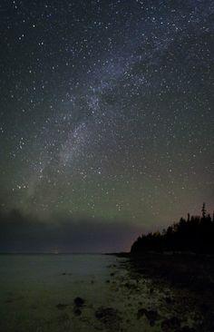 Headlands international dark sky Park,Emmett County,MI