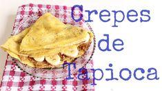 crepes de tapioca #110 / tapioca crepes