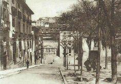 Costanilla de San Andrés. que será de finales siglo XIX o principios del XX