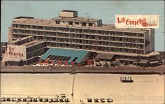 all-weather pool; Jewel Of The Seas, Hotel Motel, Vintage Florida, Seaside Towns, Atlantic City, I School, New Jersey, Good Times, Coffee Shop