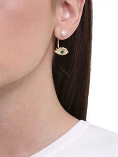 delfina delettrez - earrings - women - sale