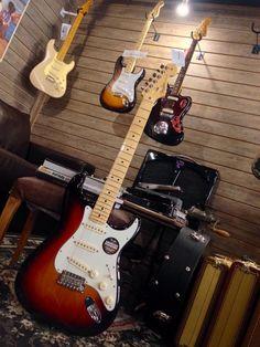 Fender Stratocaster American Standard Sunburst