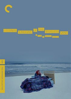 Eternal Sunshine of the Spotless Mind ~ Fake Criterion cover