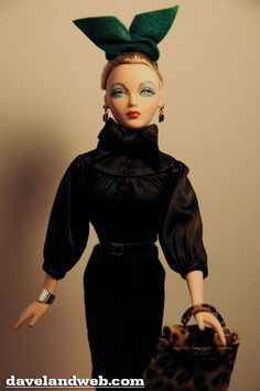 Gene Marshall: It's a Cinch - the Integrity version. This was the last Gene doll made.