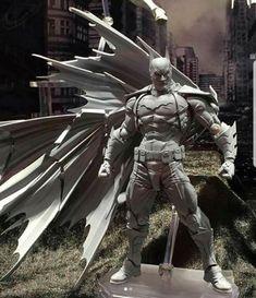 DC Amazing Yamaguchi Revoltech Batman Coming From Kaiyodo?!?