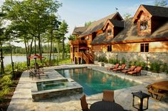 Pool, house, perfect.