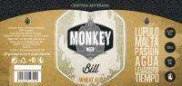 Monkey Beer Bill  País: España  Zona: Castilla La Mancha  Empresa: Monkey Beer  Tipo de elaboración: Artesanal  5.5º
