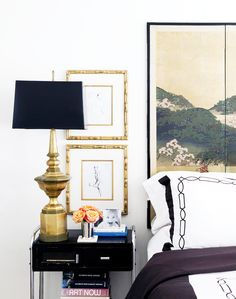 7 Inexpensive Ways to Spruce Up Your Guest Room This Season via @MyDomaine