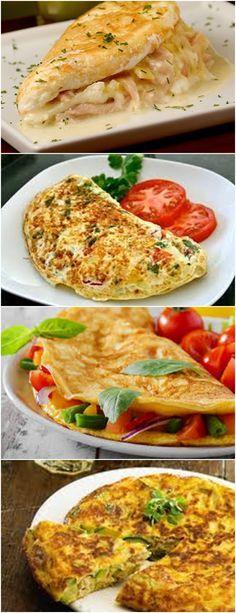 OMELETE, FACÍL DE FAZER E MUITO SABOROSA!!! VEJA AQUI>>>Bata as três claras e em seguida adicione as gemas, o sal, o sazón, #receitas#salgadas#tortas#empadão#massas#lanches Breakfast Recipes, Dinner Recipes, Chilean Recipes, 30 Minute Meals, Lunches And Dinners, Food Porn, Food And Drink, Yummy Food, Dishes