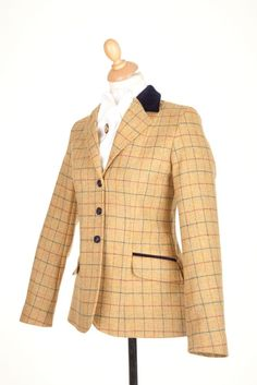 Shires Ladies Henley Jacket Horse Riding Coat Buttoned Robinsons New