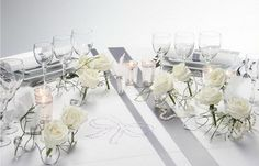 1000 images about chemins de table rubans on pinterest tables mariage and google. Black Bedroom Furniture Sets. Home Design Ideas