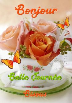 Good Morning Coffee, Good Morning Love, Good Morning Greetings, Morning Wish, Good Morning Quotes, Birthday Wishes And Images, Happy Friendship Day, Bon Weekend, Beautiful Gif