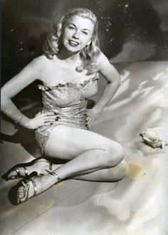 Doris Day. My sister was named after Doris Day.