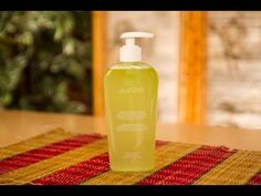 Como Hacer Gel de Aloe Vera Sábila - YouTube