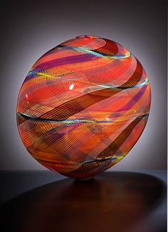 Поэзия венецианского стекла: потрясающие работы Lino Tagliapietra - Ярмарка Мастеров - ручная работа, handmade