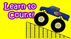 Monster Trucks Teaching Children Numbers and Crushing Cars - Compilation Monster Trucks teach kids how to count as they crush cars, drop off animated surpris. Monster Truck Videos, Monster Trucks, Kids Fun, Our Kids, Truck Videos For Kids, Rocket Ships, Learn To Count, Color Shapes, Educational Videos