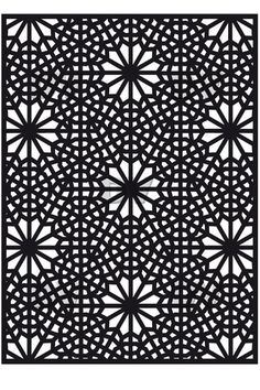 DS245 - Sticker moucharabieh fenêtre - DECO-VITRES                              …
