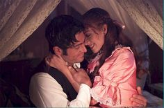 Fernando Colunga and Adela Noriega in the Victorian era love story ~Amor Real