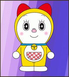Dorami. Doraemon's sister.- Blog de los niños Doremon Cartoon, Cartoon Photo, Cartoon Quotes, Cartoon Characters, Apj Quotes, Mickey Mouse Drawings, Disney Drawings Sketches, Cartoon Sketches, Doraemon Wallpapers