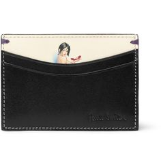 Paul Smith Shoes & AccessoriesPrinted Leather Card Holder MR PORTER