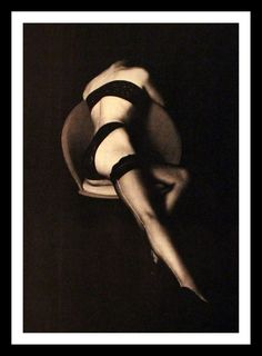 1987 Evan - Picone LIngerie Ad - Thigh High Stockings - Bra - Panty - Wall Art - Home Decor - Bath - Retro Vintage Fashion Advertising (10.00 USD) by SnowFireCandleCo