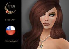 https://flic.kr/p/xiVToP | Miss Chile - Lis Darkfold | Aquí están! Tenemos el inmenso honor de presentales a las Candidatas Oficiales a Miss Mundo Virtual 2016, una de ellas será la próxima representante de la Belleza Latina.