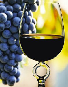 I'm going to swirl, sniff, sip and savor my glass of Black wine. Sometimes blended with a bit of Tannat and Merlot, but mostly their historic Malbec.........