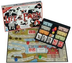 Life on the Farm Board Game Click on it and enjoy FREE shipping today!