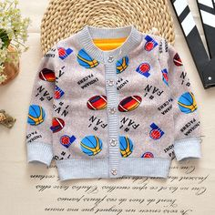 best Ideas for knitting baby cardigan boy Baby Boy Cardigan, Baby Boy Dress, Knitted Baby Cardigan, Knit Baby Sweaters, Toddler Sweater, Baby Pullover, Warm Sweaters, Summer Sweaters, Cheap Baby Boy Clothes