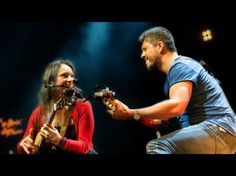 Rodrigo y Gabriela at the Montreaux Jazz Festival.  Amazing!