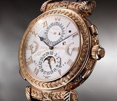 Patek Philippe, 175e anniversaire, 2.5 millons dollars