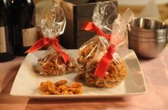 Rosemary Walnuts - Just made these again today.  Really good, with a kick.