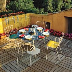 Basket weave layout for decking Photo: Photoshot/Redcover/Henry Wilson | thisoldhouse.com | from What You Should Know Before Building A Deck